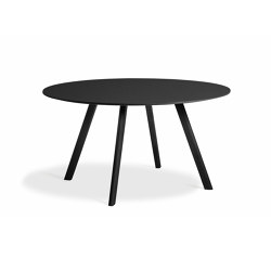 Copenhague CPH25 Round Table | Dining tables | HAY