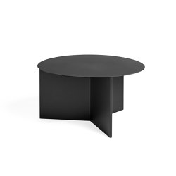 Slit Table XL Round | Coffee tables | HAY