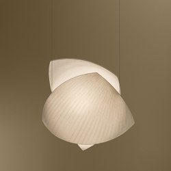 Voiles Pendant | Suspended lights | GROK