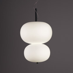 ilargi Double | Suspended lights | GROK