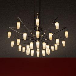 Catenaria Intimate chandelier | Chandeliers | GROK
