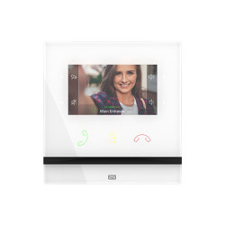 2N® Indoor Compact white   Intercoms (interior)   2N Telekomunikace