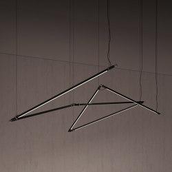 Colibri | Suspended lights | martinelli luce