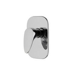 Eclipse F3919X1 | Mezclador empotrado para ducha | Grifería para duchas | Fima Carlo Frattini