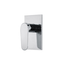Next F3949X1 | Single lever bath and shower mixer for concealed installation | Shower controls | Fima Carlo Frattini