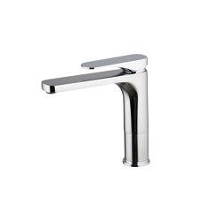 Quad F3721L | Sleeve wash basin mixer | Wash basin taps | Fima Carlo Frattini