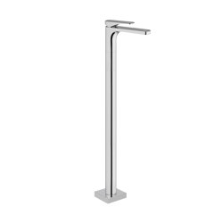 Quad F3721/P | Floor mounted basin mixer | Wash basin taps | Fima Carlo Frattini