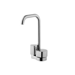 So F3171B | Single-hole mixer with two controls | Wash basin taps | Fima Carlo Frattini