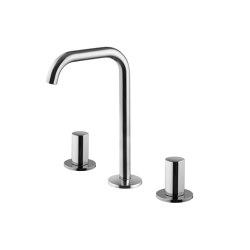 So F3191B | Batería para lavabo con caño giratorio | Grifería para lavabos | Fima Carlo Frattini