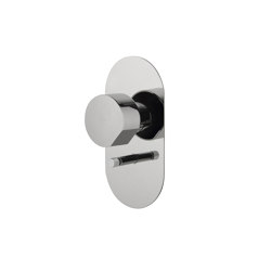 So F3189X2   Single lever bath and shower mixer for concealed installation with 2 outlets diverter   Shower controls   Fima Carlo Frattini