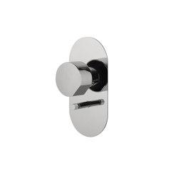 So F3189X2 | Mezclador empotrado con desviador 2 salidas | Grifería para duchas | Fima Carlo Frattini