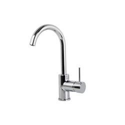 Spillo Up F3041 | Wash basin mixer with swivel spout | Wash basin taps | Fima Carlo Frattini