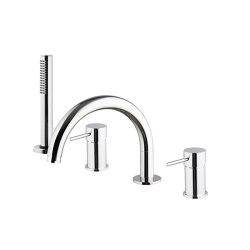 Spillo Up F3044 | Deck mounted bath mixer | Bath taps | Fima Carlo Frattini