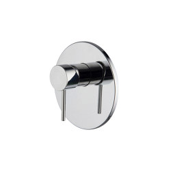 Spillo Up F3039X1 | Single lever bath and shower mixer for concealed installation | Shower controls | Fima Carlo Frattini