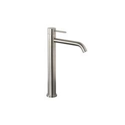 Spillo Steel F3071 | Wash basin mixer INOX | Wash basin taps | Fima Carlo Frattini