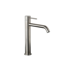 Spillo Steel F3071L | Wash basin mixer INOX | Wash basin taps | Fima Carlo Frattini