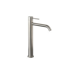 Spillo Steel F3071/H | Sleeve wash basin mixer INOX | Wash basin taps | Fima Carlo Frattini