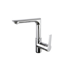Mast F3151 | Wash basin mixer with swivel spout | Wash basin taps | Fima Carlo Frattini