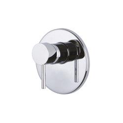 Maxima F5309X1 | Mezclador empotrado para ducha | Grifería para duchas | Fima Carlo Frattini