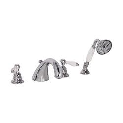 Herend F5414 | Batería encimera para bañera | Grifería para bañeras | Fima Carlo Frattini