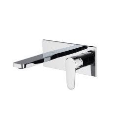 Serie 22 F3830X5 | Monobloc para lavabo empotrado | Grifería para lavabos | Fima Carlo Frattini