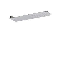 Showerhead F2628 | Wall mounted stainless steel showerhead | Shower controls | Fima Carlo Frattini