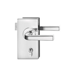 FSB 1254 Glass-door hardware | Handle sets for glass doors | FSB