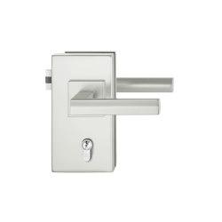 FSB 1257 Glass-door hardware   Handle sets for glass doors   FSB
