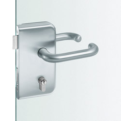 FSB 1146 Glass-door hardware | Handle sets for glass doors | FSB
