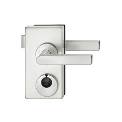 FSB 1001 Fitting versions for glass doors   Handle sets for glass doors   FSB