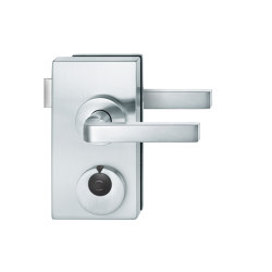 FSB 1004 Fitting versions for glass doors | Handle sets for glass doors | FSB