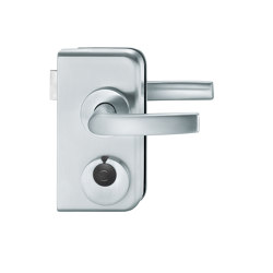 FSB 1015 Fitting versions for glass doors | Handle sets for glass doors | FSB
