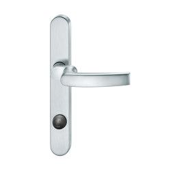 FSB 1015 Fitting versions for framed doors | Handle sets | FSB
