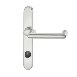 FSB 1016 Fitting versions for framed doors | Handle sets | FSB