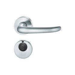 FSB 1023 Fitting versions for full-leaf doors | Handle sets | FSB