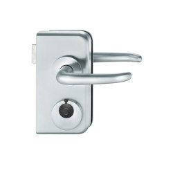 FSB 1023 Fitting versions for glass doors | Handle sets for glass doors | FSB