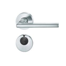 FSB 1035 Fitting versions for full-leaf doors | Handle sets | FSB