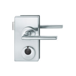 FSB 1035 Fitting versions for glass doors | Handle sets for glass doors | FSB