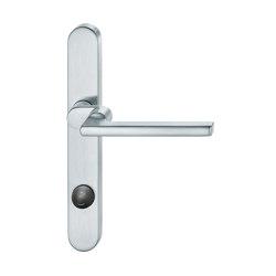 FSB 1035 Fitting versions for framed doors | Handle sets | FSB