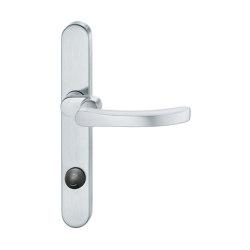 FSB 1043 Fitting versions for framed doors | Handle sets | FSB