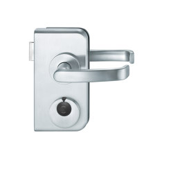 FSB 1045 Fitting versions for glass doors | Handle sets for glass doors | FSB