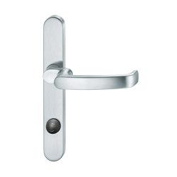 FSB 1045 Fitting versions for framed doors | Handle sets | FSB