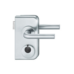 FSB 1075 Fitting versions for glass doors | Handle sets for glass doors | FSB