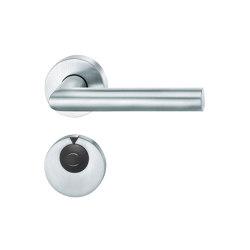 FSB 1076 Fitting versions for full-leaf doors | Handle sets | FSB