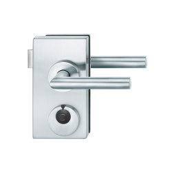 FSB 1076 Fitting versions for glass doors | Handle sets for glass doors | FSB