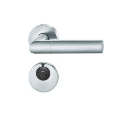 FSB 1078 Fitting versions for full-leaf doors | Handle sets | FSB