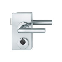 FSB 1078 Fitting versions for glass doors | Handle sets for glass doors | FSB