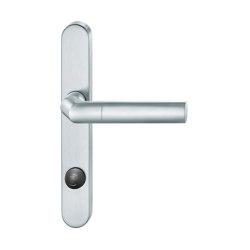 FSB 1078 Fitting versions for framed doors | Handle sets | FSB
