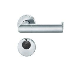 FSB 1088 Fitting versions for full-leaf doors | Handle sets | FSB