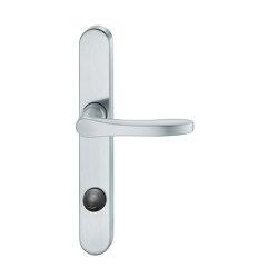 FSB 1106 Fitting versions for framed doors | Handle sets | FSB